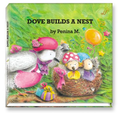 Dove Build A Nest
